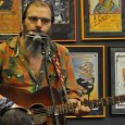 Steve Earle played a intimate 45 minute set at Twist &amp; Shout Records yesterday evening.  He played about 9 songs from throughout his storied career including several from his new record, &quot;I&#039;ll Never Get Out Of This World Alive.&quot;  While the music was great, his between song banter and storytelling is what really made the performance special.