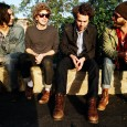 It's been a bit of a whirlwind year for Los Angeles rock band Dawes. They have released their stellar sophomore album Nothing Is Wrong, toured with Allison Krauss, and performed as the backing band for legends Robbie Robertson and Jackson Browne. In a recent interview, nonchalant frontman Taylor Goldsmith made it sound like it is all in a day's work for him and his three bandmates.