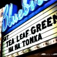 Tea Leaf Green pulled a lot of clean cut Broncos fans out of their doldrums on Saturday night with their tight, middle of the road Jam sound.  Showcasing their relatively new two drummer formation, the band drew on tracks from their deep catalog to keep the Bluebird crowd dancing late into the night.  Ha Ha Tonka opened the night with a tight Indie Rock flavored set.