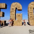 Burning Man is much more than just a temporary community. It's a city in the desert dedicated to radical self reliance, radical self-expression, and art. Innovative sculpture, art installations, performance art, theme camps, art cars, and costumes all represent forms of artistic expression on the playa.  Elements of the abstract and surreal are everywhere as long horned steers and cans of Spam rise from the desert floor that surround the Man and the Temple.
