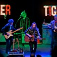 Deer Tick rolled through town last week and played to a packed house at The Gothic Theatre down in Englewood.  Despite the fact that they were missing their rhythm section, the band soldiered on a trio and thrilled the crowd with set that was a little bit more Country than it was Rock-n-Roll. Deer Tick is known for wild shows, and last week's set at The Gothic didn't disappoint.  Local rockers The Knew opened the night with every ounce of the passion and fervor they are known for.