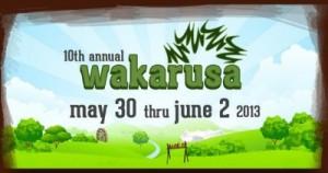wakarusa 2013