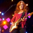 A touching and empowering night of music from the legendary Miss Bonnie Raitt met every Bonnie fan's expectations at the intimate Bellco Theatre in mid-October.   The 5,000-seat venue had to be sold out, if not close to it and the set on stage was gorgeous with vibrant panels of purple, blue, and black that glittered behind the band as they tore through Raitt's vast catalog of Blues and Soul inspired Pop.  With a huge smile on her face and continually improving slide guitar chops, Raitt has carved her way into true legend status.