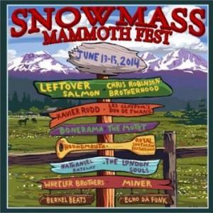 Snowmass Mammoth Fest 2014