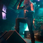 Amon Amarth, Feb 11, 2014, Summit Music Hall, Denver, CO