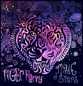 MadeofStars - Tiger Party Album Cover