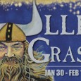 The Premier UllrGrass music and beer festival will be held in the Rocky Mountain foothills of Golden, CO this weekend. It will be a magical weekend when the Norse God of snow comes to this little western town to raise his drinking horn to craft beer, great Bluegrass and a crowd that knows how to have fun in winter. Featuring Peter Rowan, Head For The Hills and many more!