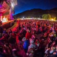 Photo by JohnRyan Lockman The complete single-day lineup for the 45th Annual Telluride Bluegrass (June 21-24, 2018) is here. This lineup announcement includes the following final additions: Tedeschi Trucks Band(Grammy-winning 12-piece Americana soul all-stars) Nitty Gritty Dirt Band(legendary band makes their 1st Telluride Bluegrass appearancein 15 years!) Bela Fleck & Brooklyn Rider(innovative banjo+classical string quartet collaboration) Frigg(powerful 7-piece fiddle band […]