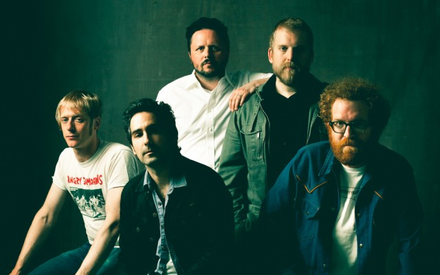 Over the course of 15 years and seven full-length albums, Blitzen Trapper has crafted one of the more compelling and varied catalogs in contemporary rock and roll.  While continuing to explore broad stylistic territory, Blitzen Trapper's eighth studio album, a 10-song collection titled 'All Across This Land,' stands as an exceptionally focused and immediate effort.