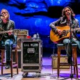 The Laid Back Festival made its long awaited harvest stop at Red Rocks Amphitheatre last weekend.  There was concern that Gregg Allman would miss the Red Rocks premiere performance at his well-received traveling festival due to health concerns but he dispelled that notion with a short and satisfying acoustic set alongside guitarist Scott Sharrard.