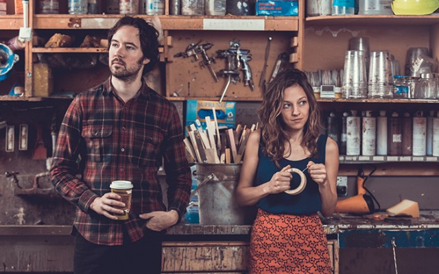 Lean in to Mandolin Orange's new album, 'Blindfaller,' and it's bound to happen. You'll suddenly pick up on the power and devastation lurking in its quietude, the doom hiding beneath its unvarnished beauty. Mandolin Orange is playing two nights so you've got no reason to miss out on a great night of music!