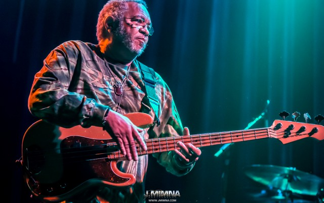 """25 years ago The Fox Theatre put on the first of many great concerts featuring the legendary godfathers of Funk, The Meters.  Last Wednesday history came full circle as The Funky Meters graced the stage once again before a sold-out audience.  As George Porter Jr. and the rest of The Funky Meters took the stage, the room erupted with cheers. George greeted the crowd with his soul melting smile and said """"Just like 25 years ago, we are gonna start at the beginning"""" and fired into a mind-numbing rendition of the first song off The Meters 1969 debut album, """"Cissy Strut."""""""