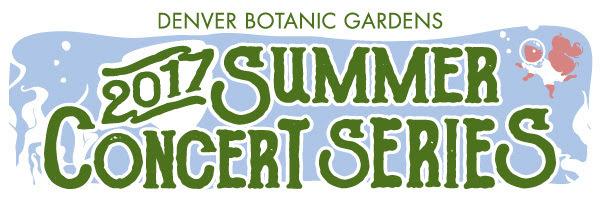 Denver Botanic Gardens 2017 Concert Schedule Is Fantastic!