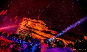 The Disco Biscuits with Bill Kreutzmann & Mickey Hart 4/17/2015 - Bisco Inferno, Red Rocks Amphitheater - Morrison CO - Photo © Dave Vann 2015