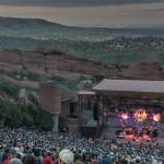Widespread Panic, June 23, 2017, Red Rocks Amphitheatre, Morriso
