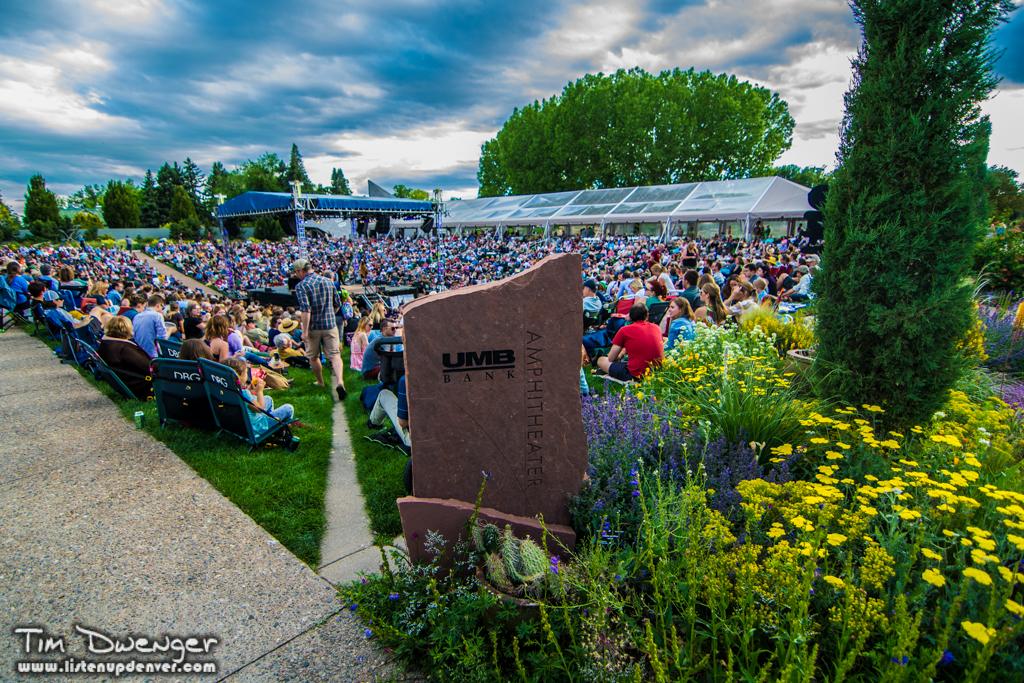 Denver Botanic Gardens Reveals Initial Lineup For 2018 Summer Concert Series