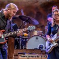 The Wheels of Soul rolled into Red Rocks last weekend and featured two nights of Tedeschi Trucks Band, The Wood Brothers, and Hot Tuna.  Despite some rain early on Sunday, the fans got a healthy helping of Roots, Soul, Rock and Blues that featured more collaborations and covers than anyone could have anticipated.  It was a memorable night on The Rocks and one that will likely go down in the lore of the storied venue.