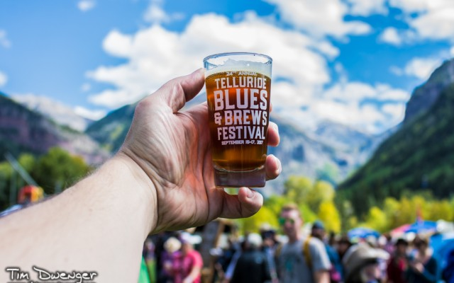 It was yet another great year in Telluride and Steve Gumble and his crew outdid themselves again. Falling in mid-September, Blues & Brews always brings with it that bittersweet realization that Summer doesn't last forever and Fall is right around the corner as fans are delighted by old favorites, turned on to up-and-comers, and reminded again why Telluride is one of the most special places in the world.