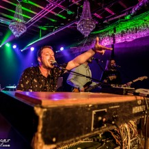 """Last Saturday, Monophonics rolled into town and took over Cervantes' Other Side with their one-of-a-kind blend of 70's Funk, Soul, and Rock.  From the moment they took the stage, Kelly Finnigan and the rest of the band commanded the attention of every eyeball in the room.  There were fists pumping in the air as they cranked through """"There's a Riot Going On"""" from their trippy 2012 gem In Your Brain, and when they slowed things down for """"Beggin'"""" the lovers in the room got close."""